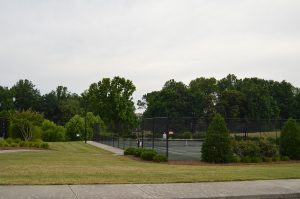 Riverside Community in Oak Ridge NC Tennis Court photo